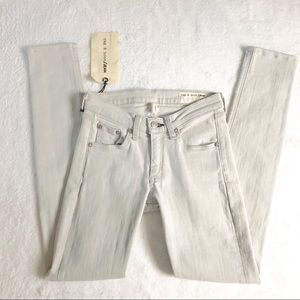 Rag & Bone Skinny Jean in The Wedge NWT